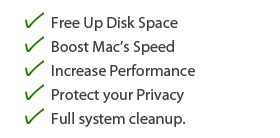 mac cleaner benefits list